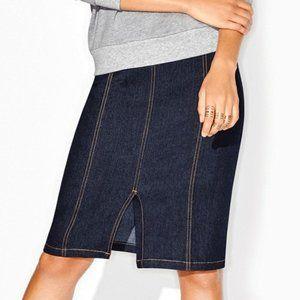 Mark Jean Pencil Skirt
